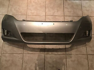 Front Bumper Cover Toyota Venza 2009 2010 2011 2012 2013 2