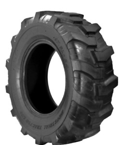 4 New Tires 14 17 5 Atf Skid Steer R4 14 Ply Tl 14x17 5 Bobcat Loader Fs