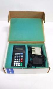 Worthington Data Solutions T61 Tricoder Portable Bar Code Reader