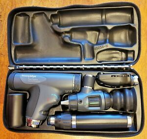 Welch Allyn Panoptic Ophthalmoscope Otoscope Set 97800 ms Coaxial Ophthal