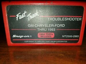 Snap on Fast Track Cartridge Mt2500 2993