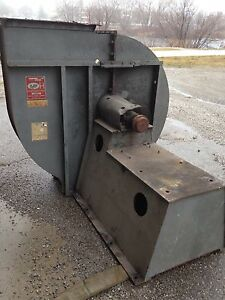 Industrial Heavy Duty Buffalo Fan Blower Type H Size 805h 12