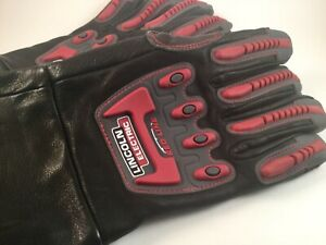 Lincoln Electric Roll Cage Welding Glove K3109 Size M