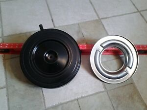 1964 65 Mopar Dodge Plymouth 4 barrel Air Cleaner Coronet Satellite Fury 361 383