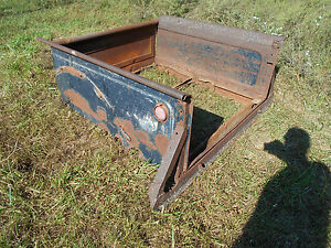 47 48 49 50 51 52 46 Ford Pickup Truck Bed Box Sides Hot Rat Rod Bobber Look