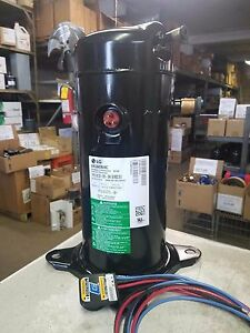 Lg Abg042kac 42 000 Btu 230 1 60 R 410a Scroll A c Compressor
