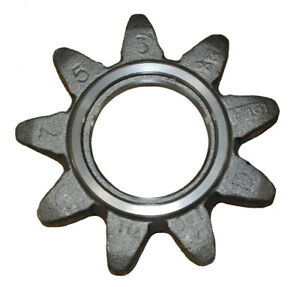9t Dr Sprocket 140711 Ditch Witch Trenchers J20 2 00 Pitch Chain