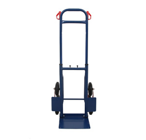 Stair Climbing Moving Dolly Hand Truck Warehouse Appliance Cart Blue