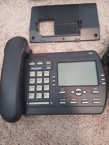 Lot Of 6 Aastra Pt390 Business Phones Backstands Included