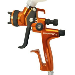Made In Germanynew 5000b R Professional Gravity Spray Gun Hvlp Car Paint Gun1 3