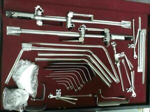 Thompson Retractor Complete Set Stainless Steel Surgical Instruments Grade A