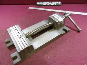 Wilton 6 Drill Press Vise Milling Vise Work Holding Loc7060