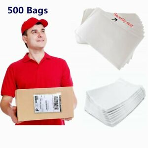 500 6 X 9 Clear Self Sealing Top Loading Packing List Shipping Label Envelopes