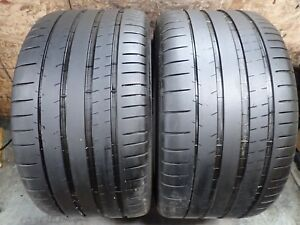 2 325 30 21 105y Michelin Pilot Super Sport Tires 7 7 5 32 2915