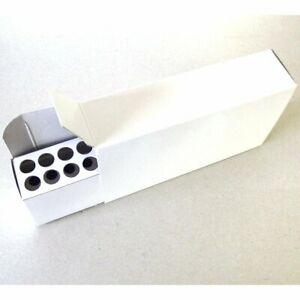 Top Brass #10 White Ammo Box With #09 20 Rd Tray DP-PS22010-5