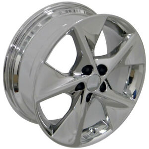 Chrome Wheel 18x7 5 Camry Style For 2009 2013 Toyota Matrix
