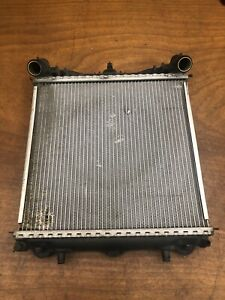 1999 Porsche Boxster 986 Front Right Engine Cooling Radiator Oem