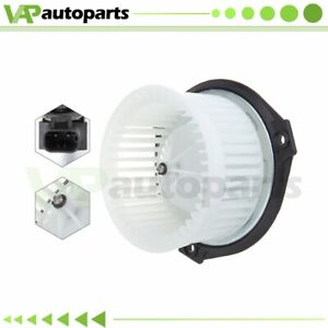 Heater Blower Motor W Fan Cage For Buick Chevy Pontiac Oldsmobile A C Hvac