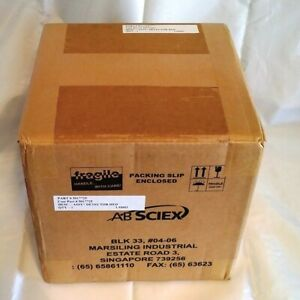 Sciex 6500 Detector Flange Assembly Assy Detector Hed