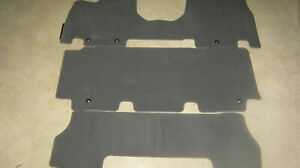 2011 2012 2013 2014 2015 2016 2017 Honda Odyssey Carpet Floor Mats Set Oem