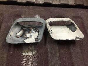 68 70 Pontiac Gto Hood Ram Air Scoops Open
