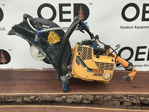 Partner 5400 Concrete Cut off Saw Repair Needed Ships Fast 14 Demo Saw