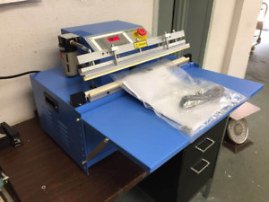 Hy 500 Bag Air Inflation And External Vacuum Modes Sealing Machine