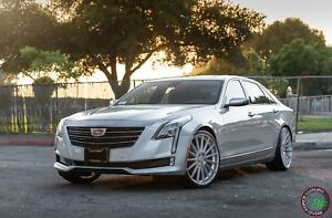 22 Rf15 Staggered Wheels Rims For Cadillac Cts V Ct6 Sedan Coupe 22x9 22x10 5