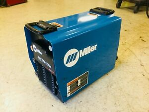 Miller Xmt 350 Cc cv Multiprocess Welder Autoline 2016 Model