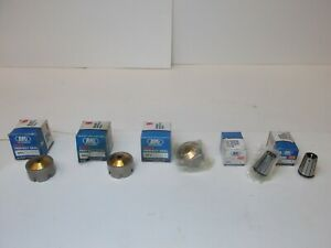 New Other Big Daishowa Lot Of 5 Pieces Collets seals 44503fm