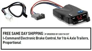 Draw Tite 5535 Brake Control For Toyota Tundra For 2015 2017