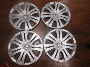 Factory Toyota Corolla Camry Matrix Hubcaps 11 12 13 14 15 16 16 Set Of 4 61148