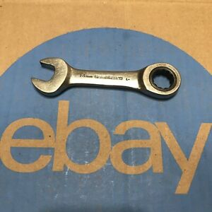 14mm Original Stubby Gearwrench Ratcheting Wrench Tool Used
