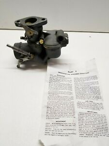 1928 1931 Model A And Aa Ford Model Xf Tillotson Carburetor Untested For Parts