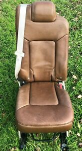 Ford Expedition King Ranch Middle Row Seat Middle Center Oem Leather 2005 06 2nd