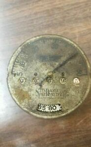Ford Model T Standard Speedometer Ford Branded Face And Parts