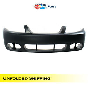 Painted Front Bumper Cover Cobra Model Fits Ford Mustang 03 04 2r3z17d957ba
