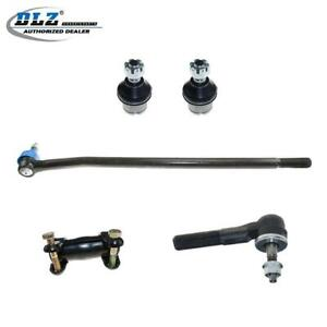 5 Suspension Ball Joint Tie Rod Drag Link For 2003 2008 Dodge Ram 2500 3500 4wd
