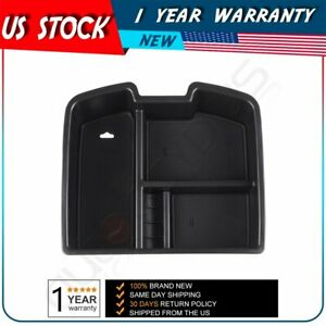 Center Console Insert Organizer Tray For Chevrolet Avalanche Gmc Yukon 2007 2014