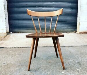 Mid Century Modern Paul Mccobb Side Dining Chair Planner Group Winchendon