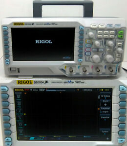 Rigol Ds1054z Digital Oscilloscope