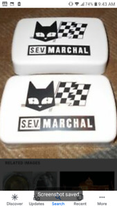 Marchal 750 Fog Light Covers