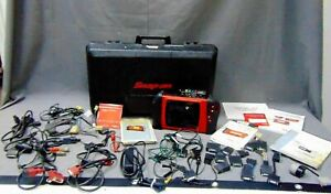 Snap on Modis Eems300 Diagnostic System 14 2 Domestic European Asian W Extras