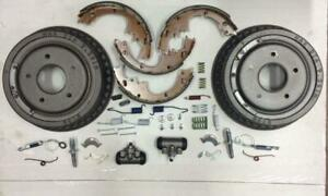 Toyota Corolla 2003 2008 Rear Brake Rebuild Kit W Hardware Cylinders