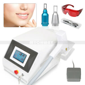 300w Pro 1064 532nm Q Switch Nd Yag Laser Tattoo Removal Eyebrow Removal Machine