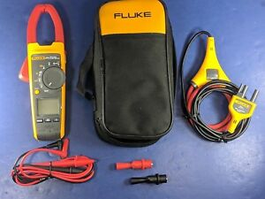 New Fluke 376 Trms Clamp Meter Screen Protector Case Accessories
