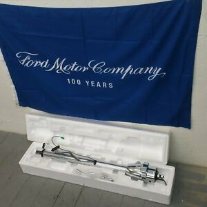 1949 1962 Ford Car Chrome Steering Column Hot Rod Street Rod Shift Automatic