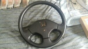 Jdm Ef8 Ef9 Steering Wheels Honda Civic Hatchback Ef Oem Zc Sir Ee9 Ee8