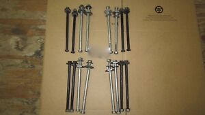 2000 To 2005 Dodge Plymouth Neon Rear Lateral Links Bolts Nuts Factory Used