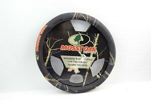 Mossy Oak Country Roots Camo Steering Wheel Cover 15 New